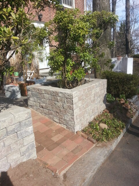 Retaining Walls by Moretti in Westchester NY