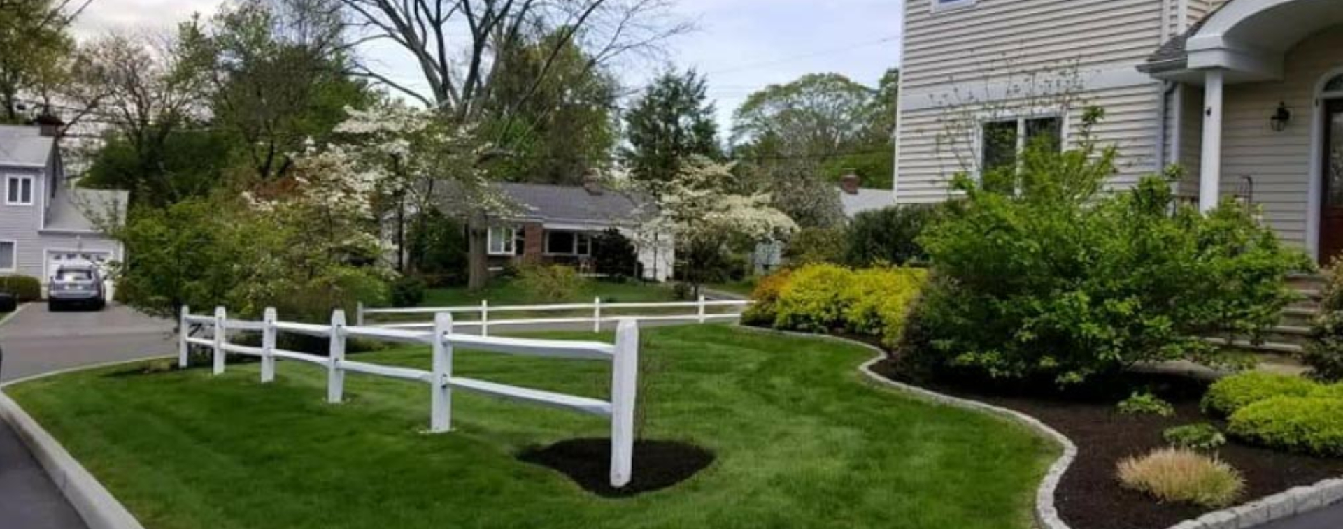 Landscape design and maintenance Westchester New York